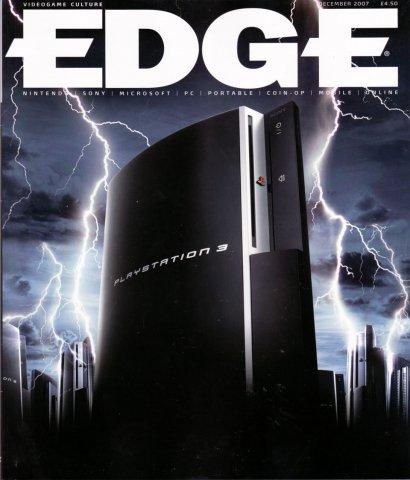 Edge 182 (December 2007)