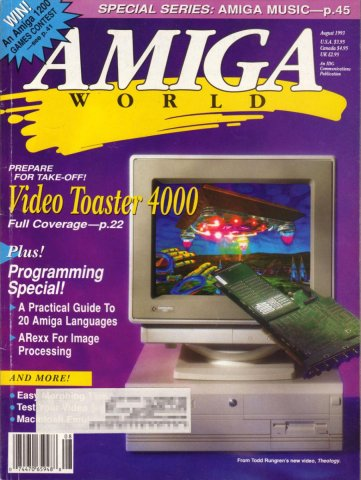 Amiga World 9308