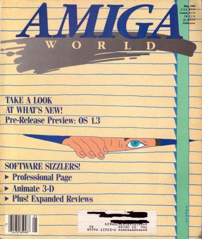 Amiga World 8805