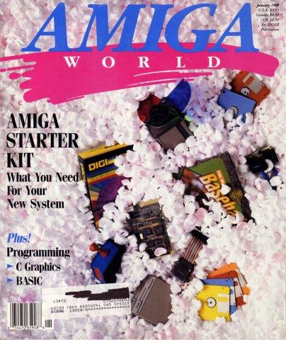 Amiga World 8901