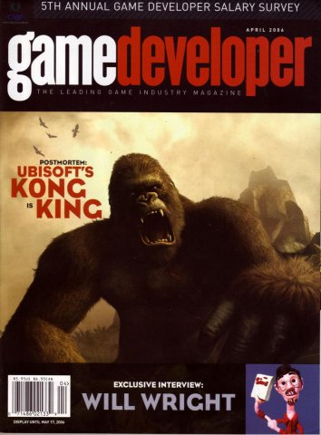 Game Developer 123 Apr 2006