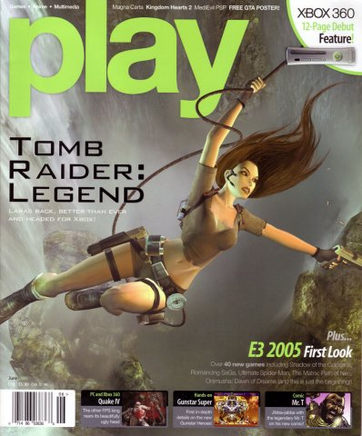 play Issue 042 (June 2005)
