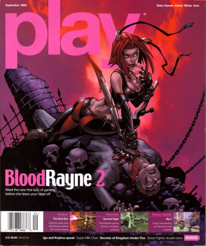 play Issue 033 (September 2004)