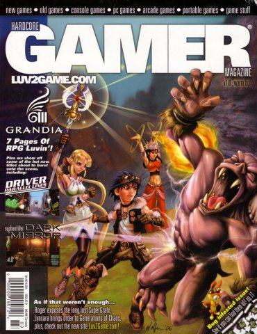 Hardcore Gamer Issue 09 March 2006