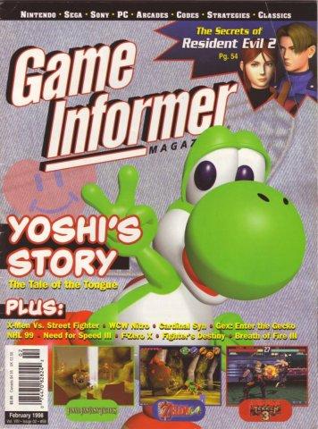 Game Informer Issue 058 February 1998