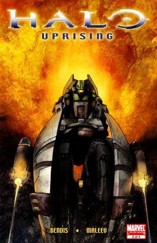 Halo - Uprising 02 (January 2008)