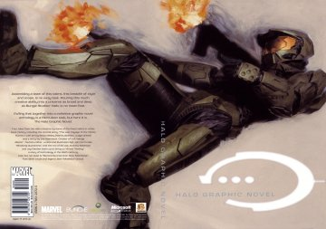 Halo Graphic Novel (2006)