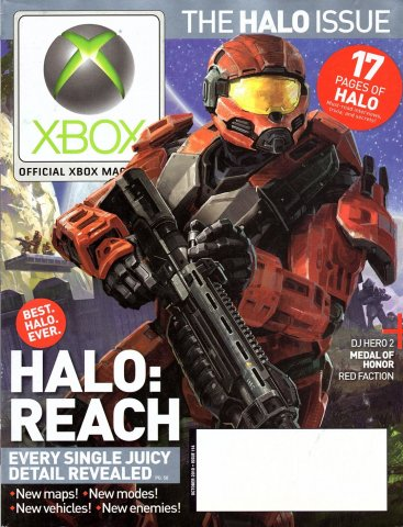 Official Xbox Magazine 114 October 2010