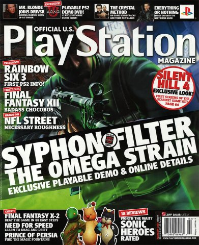 Official U.S. PlayStation Magazine Issue 077 February 2004