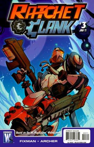 Ratchet & Clank 03 January 2011