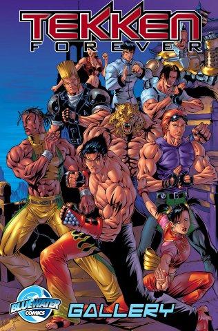 Tekken Forever Gallery (2012)