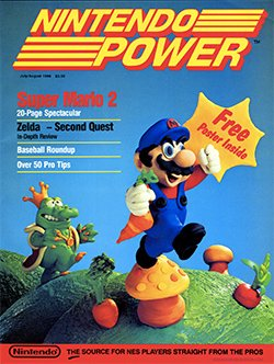 Nintendo Power Test