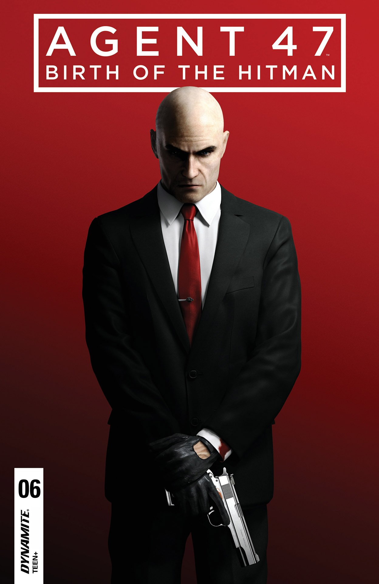 Agent 47 - Birth Of The Hitman 006 (2018) (cover b)