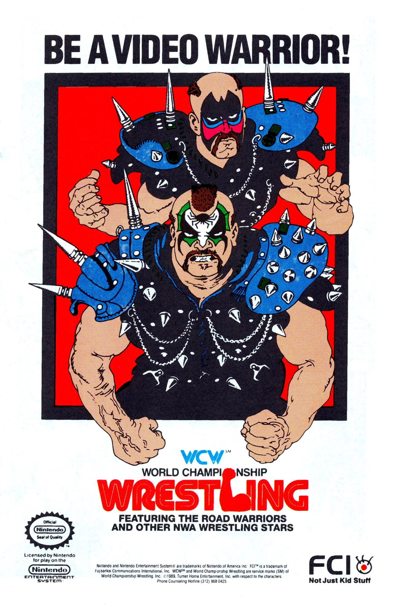 WCW: World Championship Wrestling
