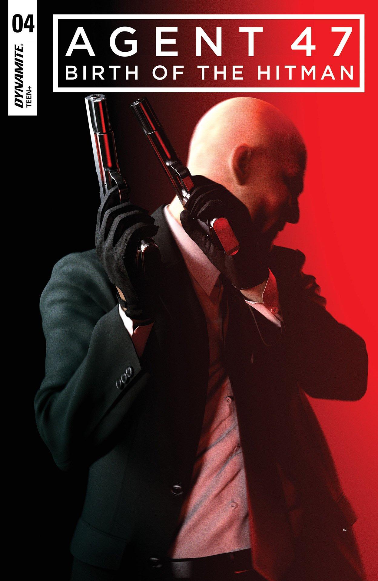 Agent 47 Birth Of The Hitman 004 2018 Cover B Hitman