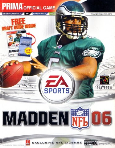 Madden NFL 06 Official Game Guide