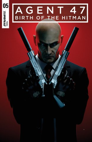 Agent 47 - Birth Of The Hitman 005 (2018) (cover b)