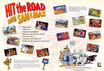 Sam & Max Hit the Road