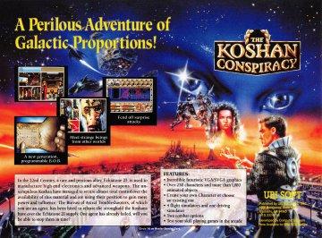 Koshan Conspiracy, The