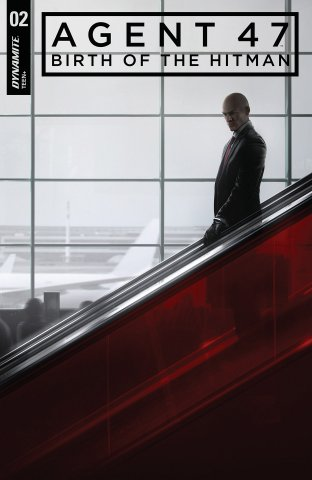 Agent 47 - Birth Of The Hitman 002 (2017) (cover b)