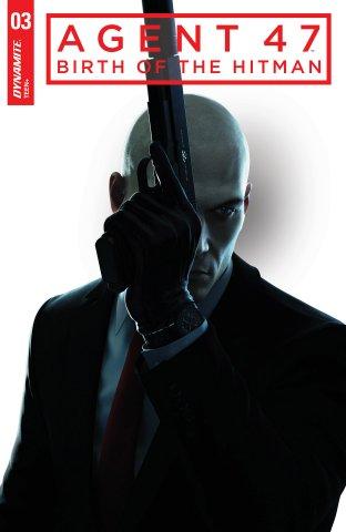 Agent 47 - Birth Of The Hitman 003 (2018) (cover b)
