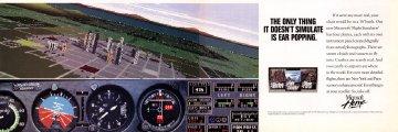 Microsoft Flight Simulator (v5.0)