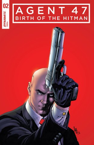 Agent 47 - Birth Of The Hitman 002 (2017) (cover a)