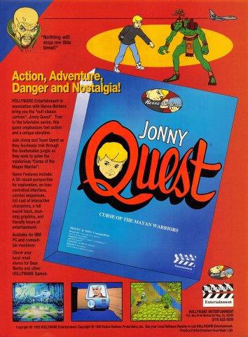 Jonny Quest: Curse of the Mayan Warriors