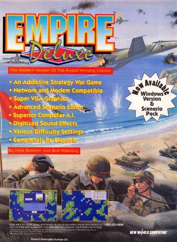 Empire Deluxe (Windows 3.x)