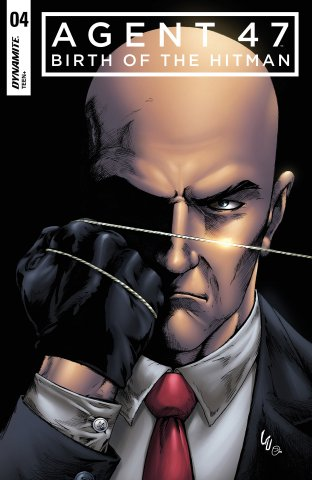 Agent 47 - Birth Of The Hitman 004 (2018) (cover a)