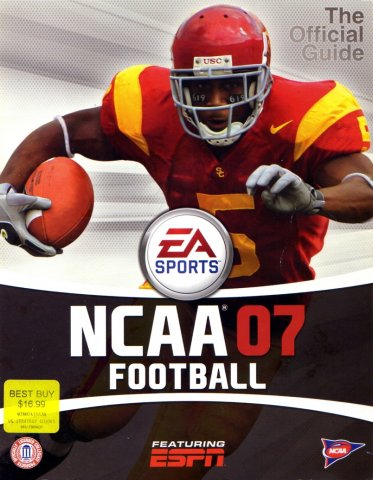 NCAA Football 07 Official Game Guide