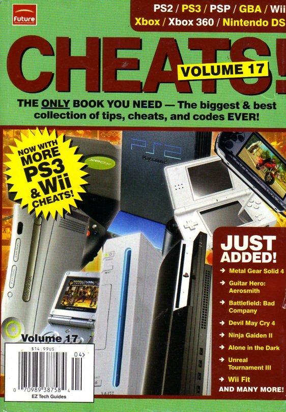 Cheats! (Volume 17)