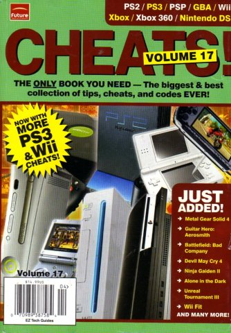 Cheats! (Volume 17)