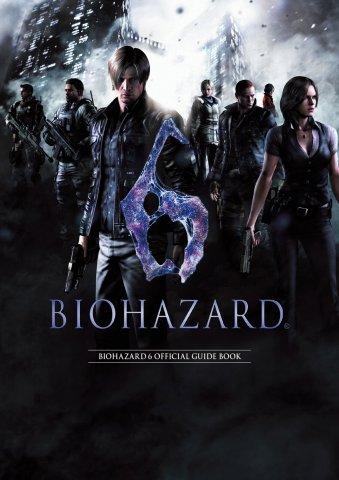 Biohazard 6 - Official Guide Book