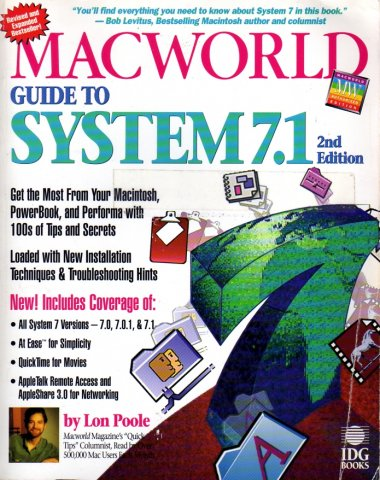 MacWorld Guide to System 7.1, 2nd Edition