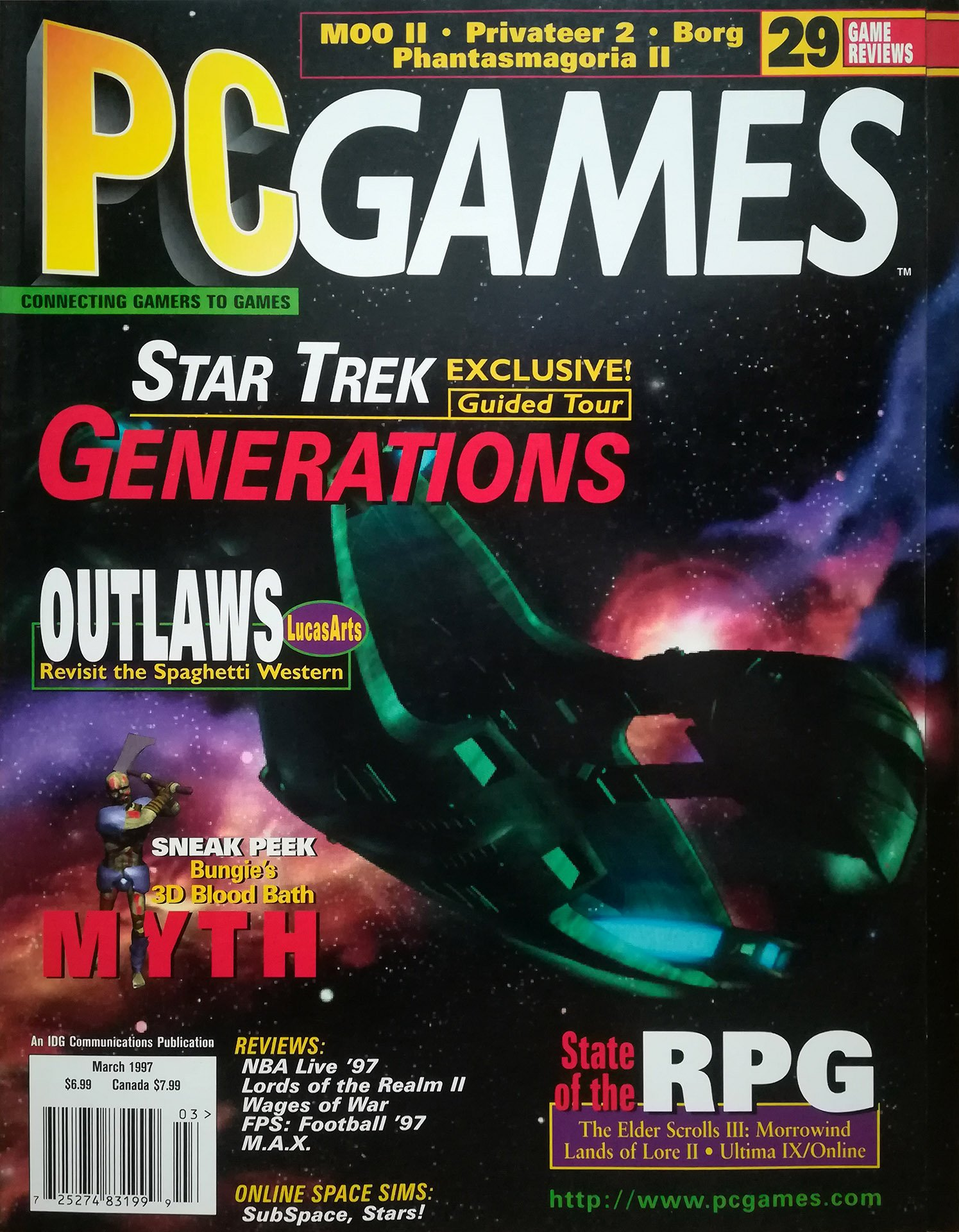 PC Games Vol. 04 No. 03 (March 1997)