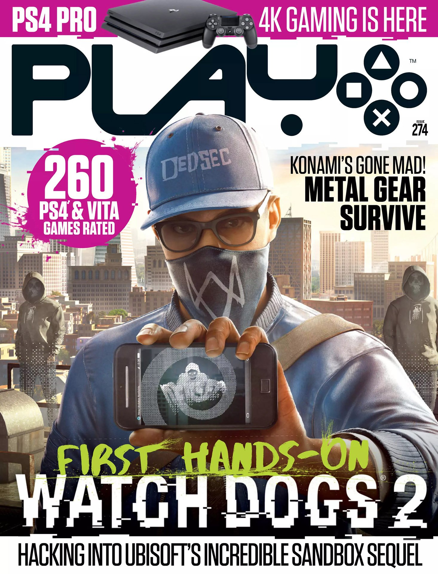 Play UK 274 (October 2016)
