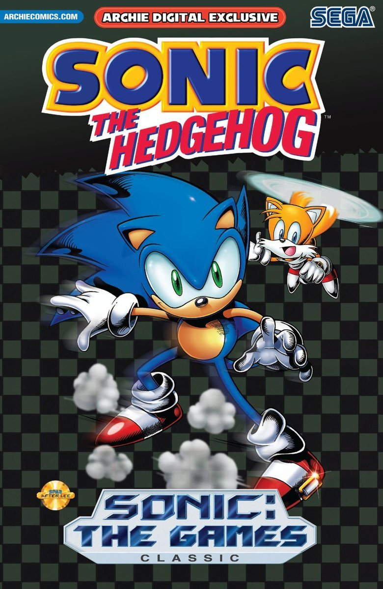 Sonic the Hedgehog - Sonic: The Games - Classic