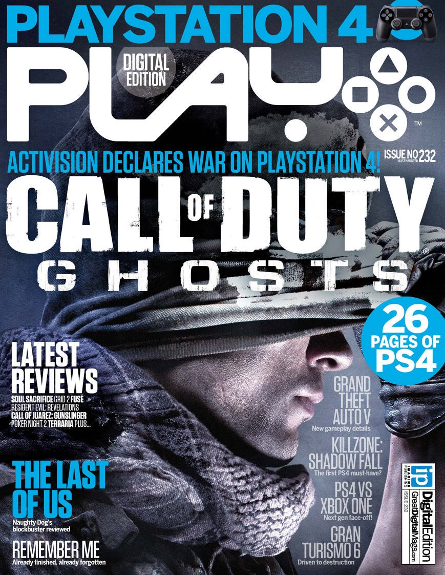 Play UK 232 (July 2013)