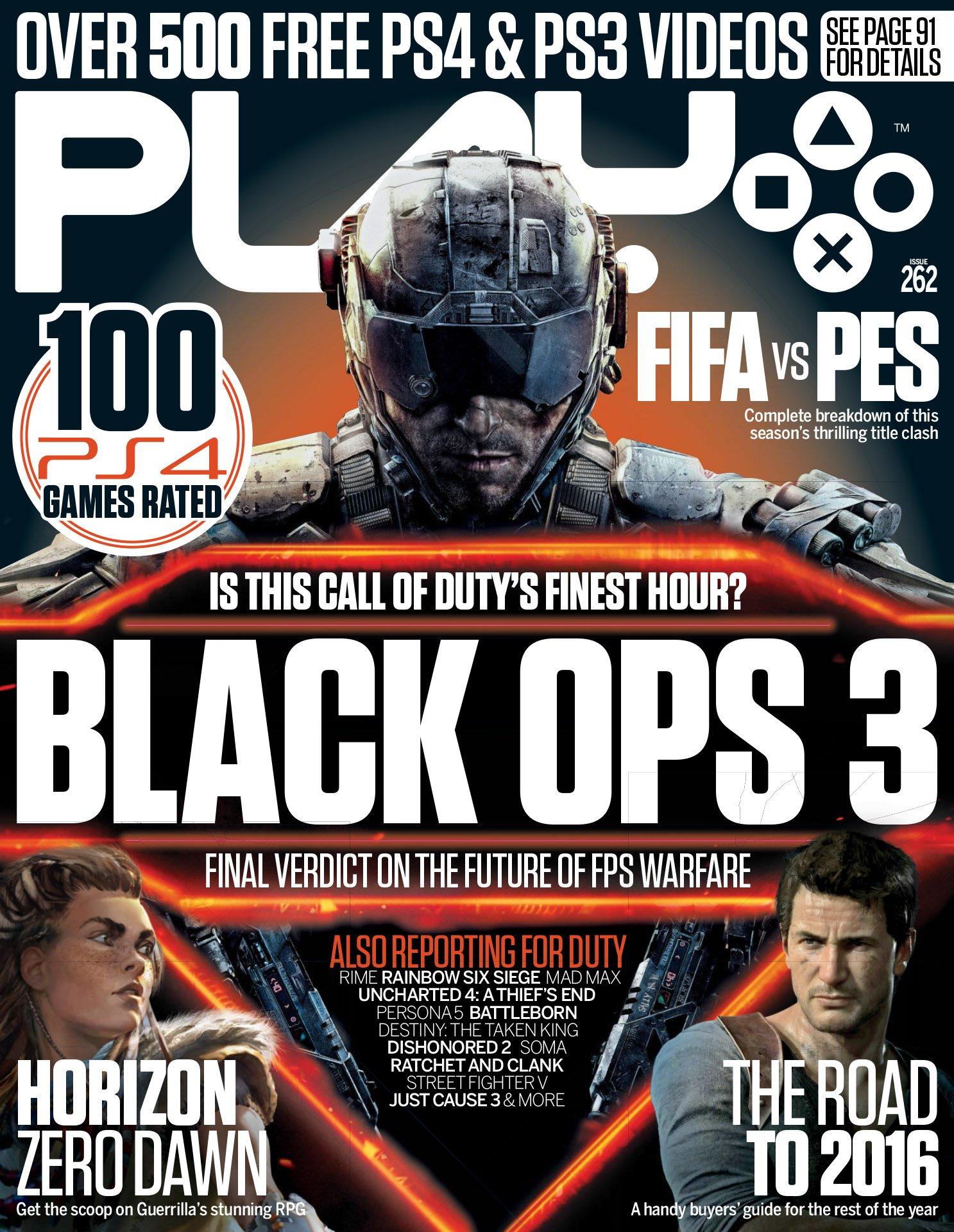 Play UK 262 (November 2015)
