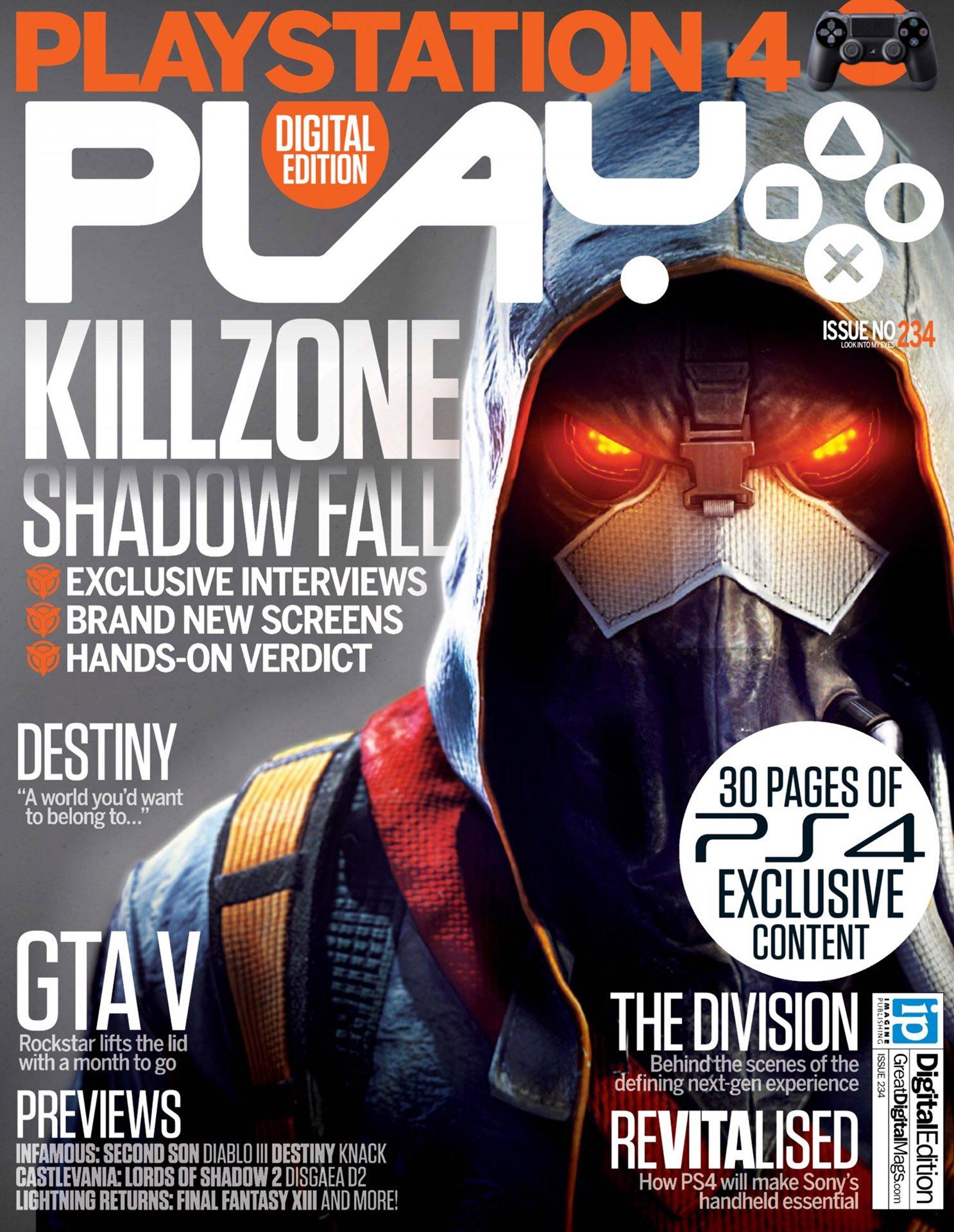 Play UK 234 (September 2013)