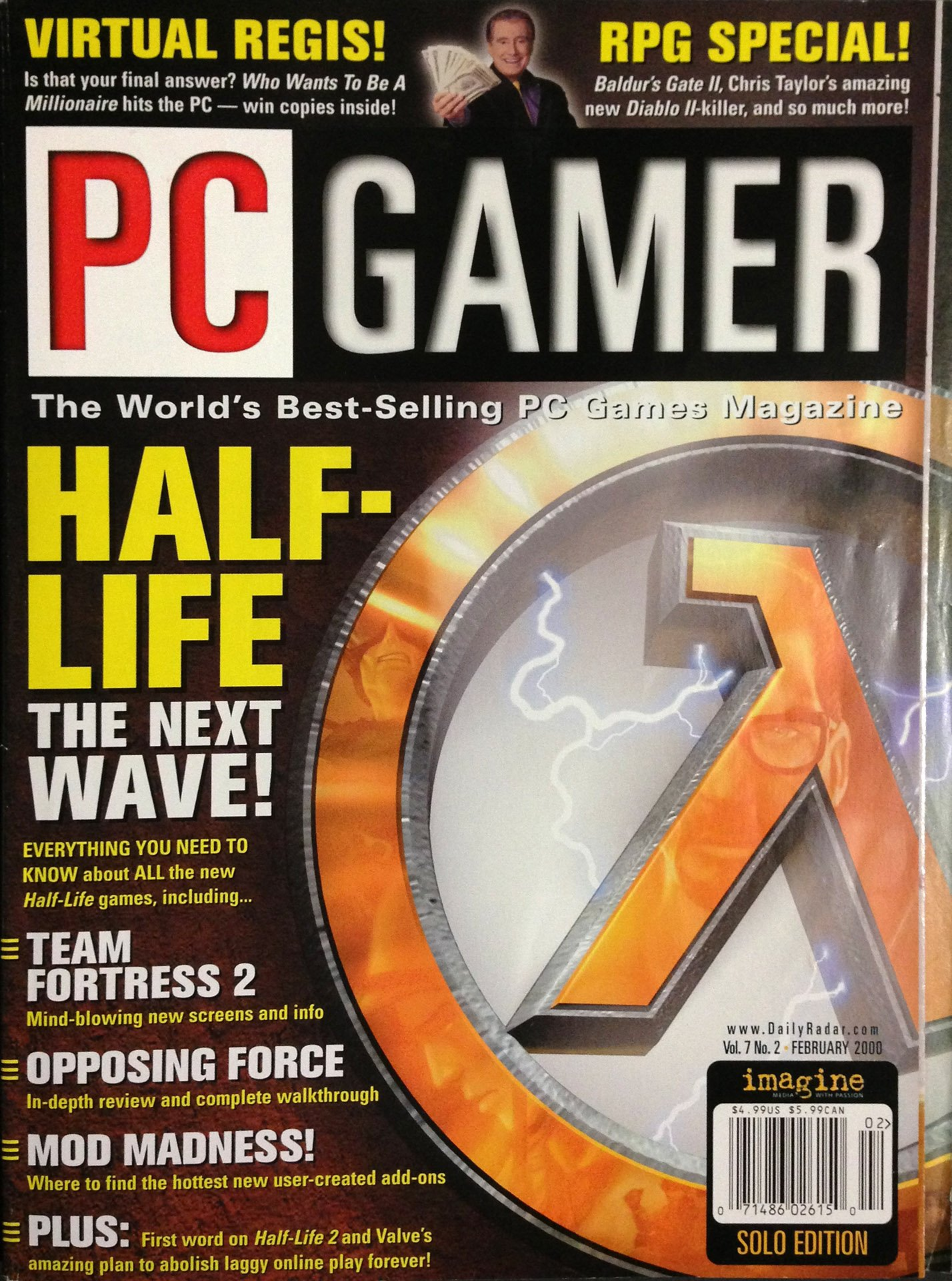 PC Gamer Issue 069 (February 2000)