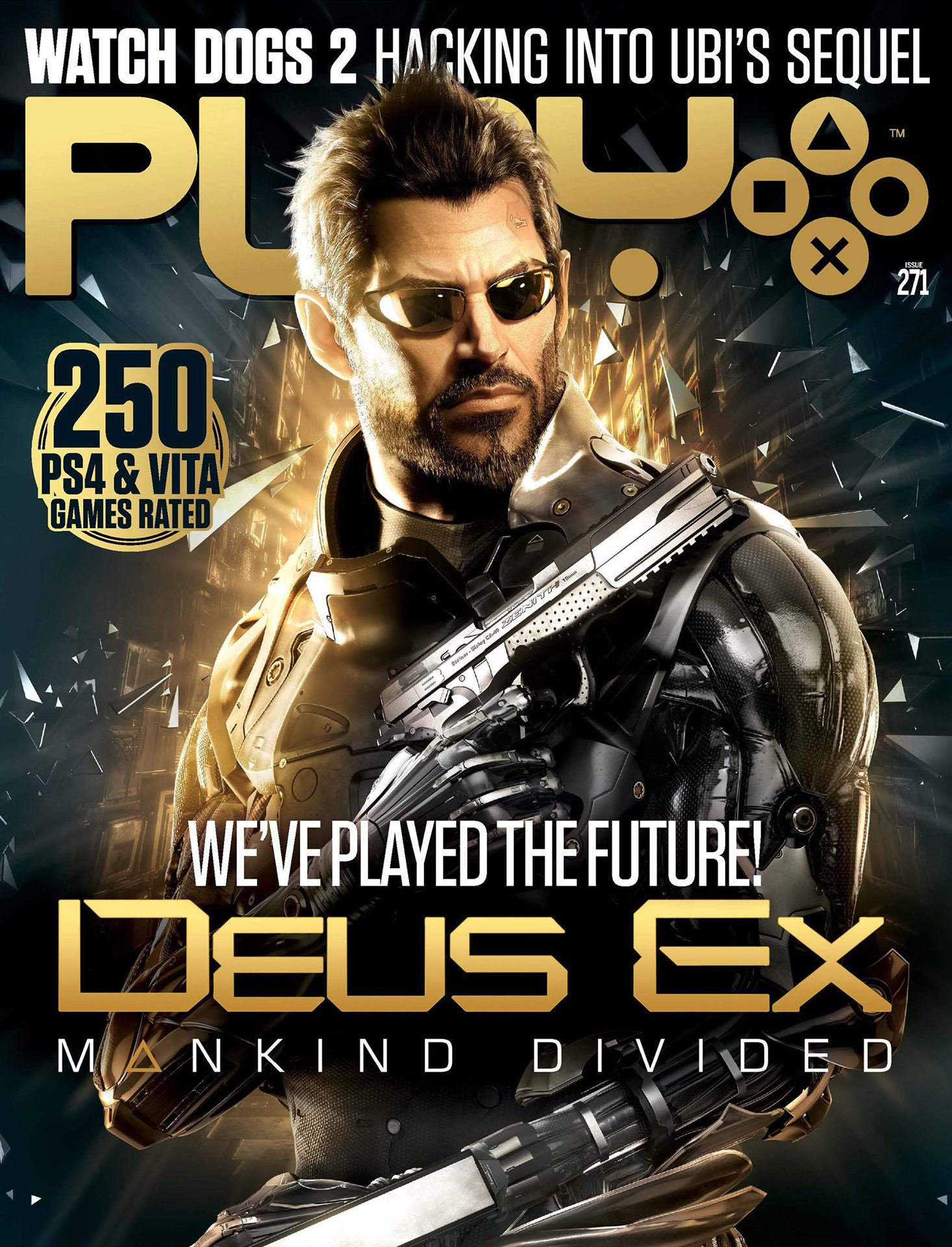 Play UK 271 (July 2016)