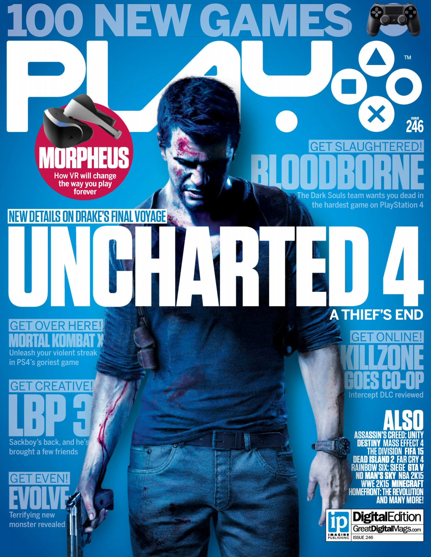 Play UK 246 (August 2014)