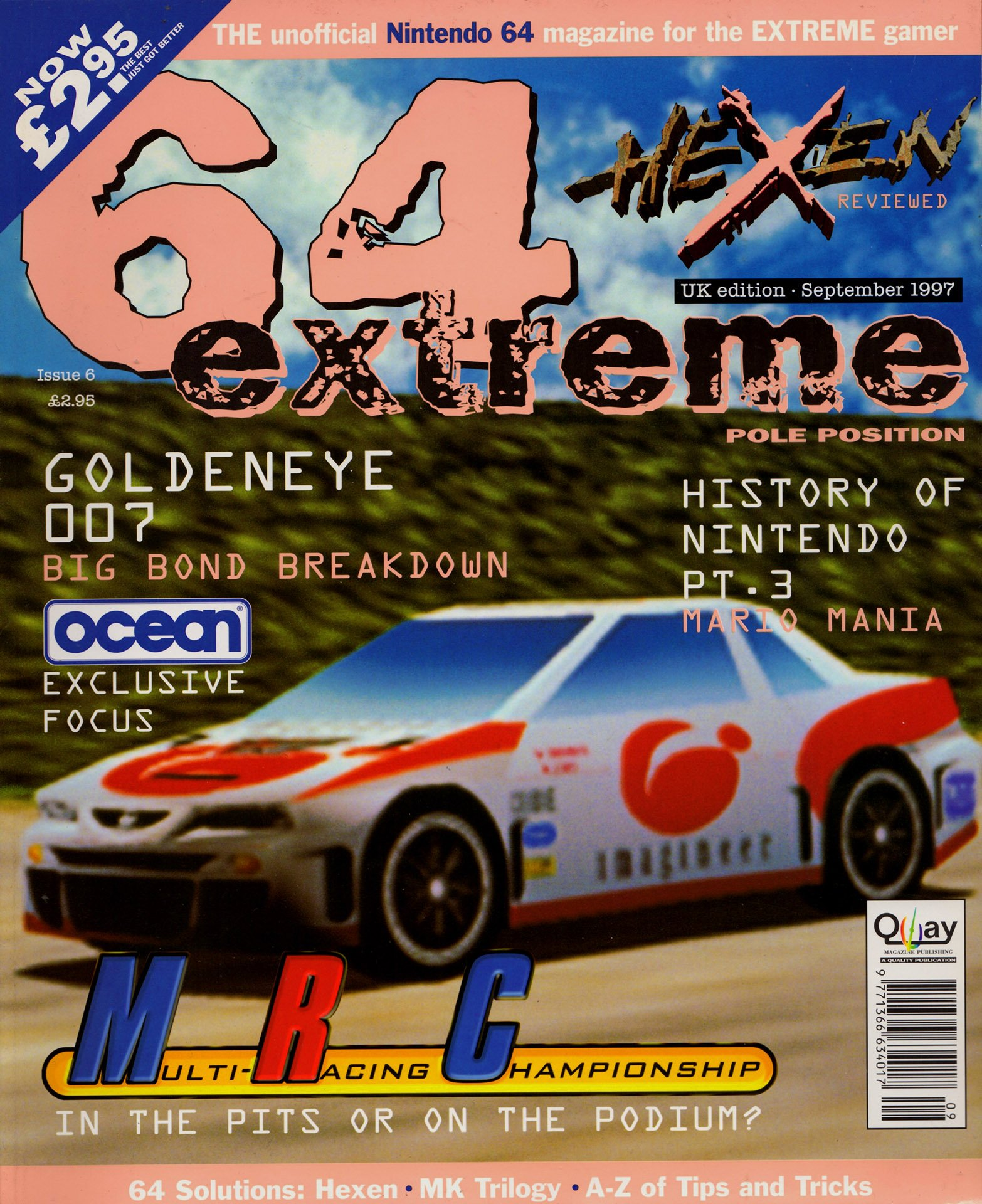 64 Extreme Issue 06 (September 1997)