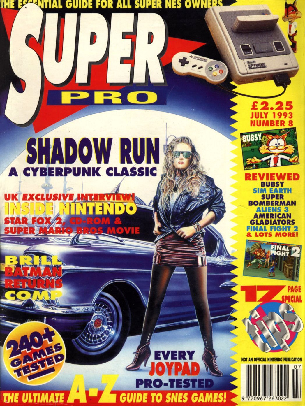 Super Pro Issue 08 (July 1993)