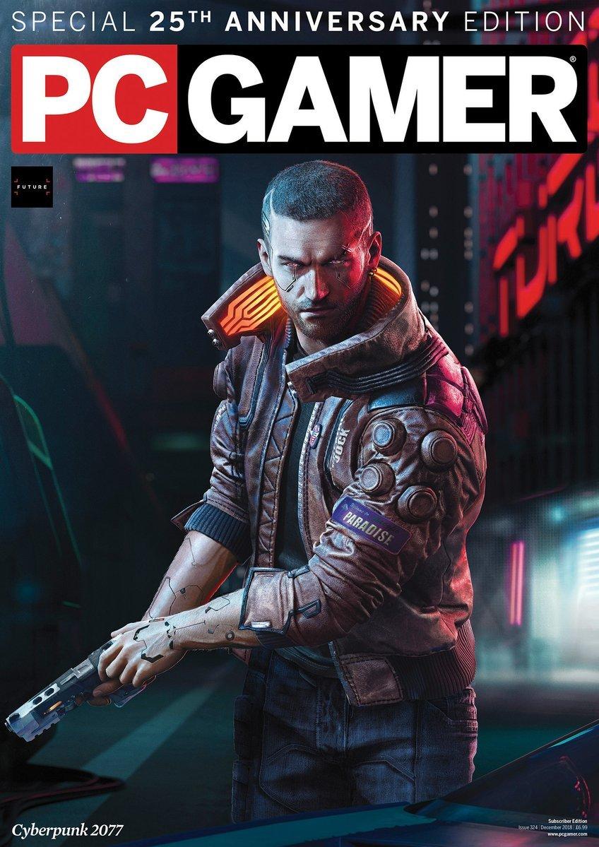 PC Gamer UK 324 (December 2018) (subscriber edition)