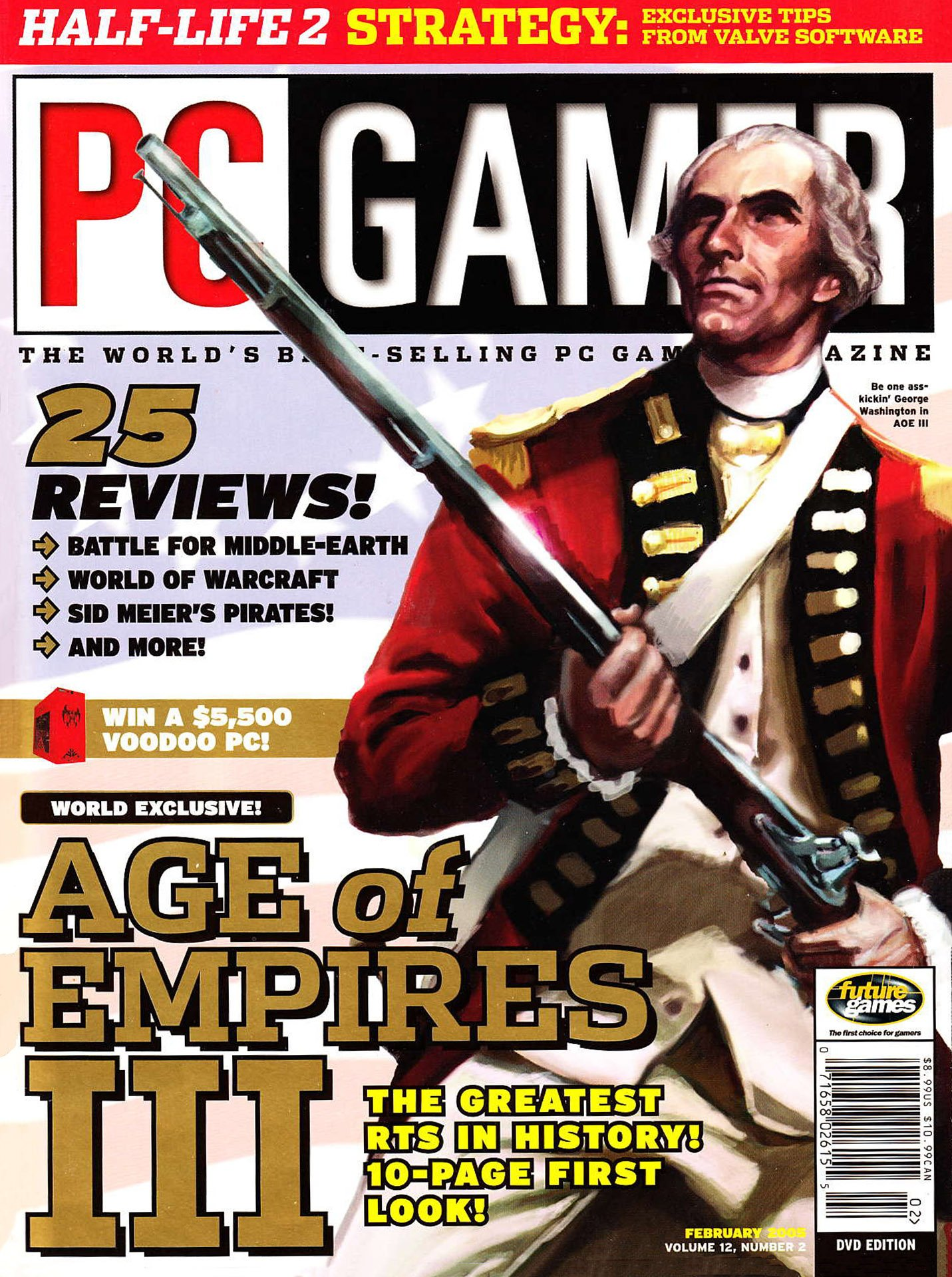PC Gamer Issue 133 (February 2005)