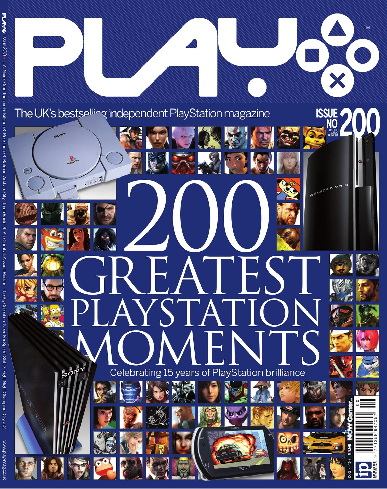 Play UK 200 (January 2011)