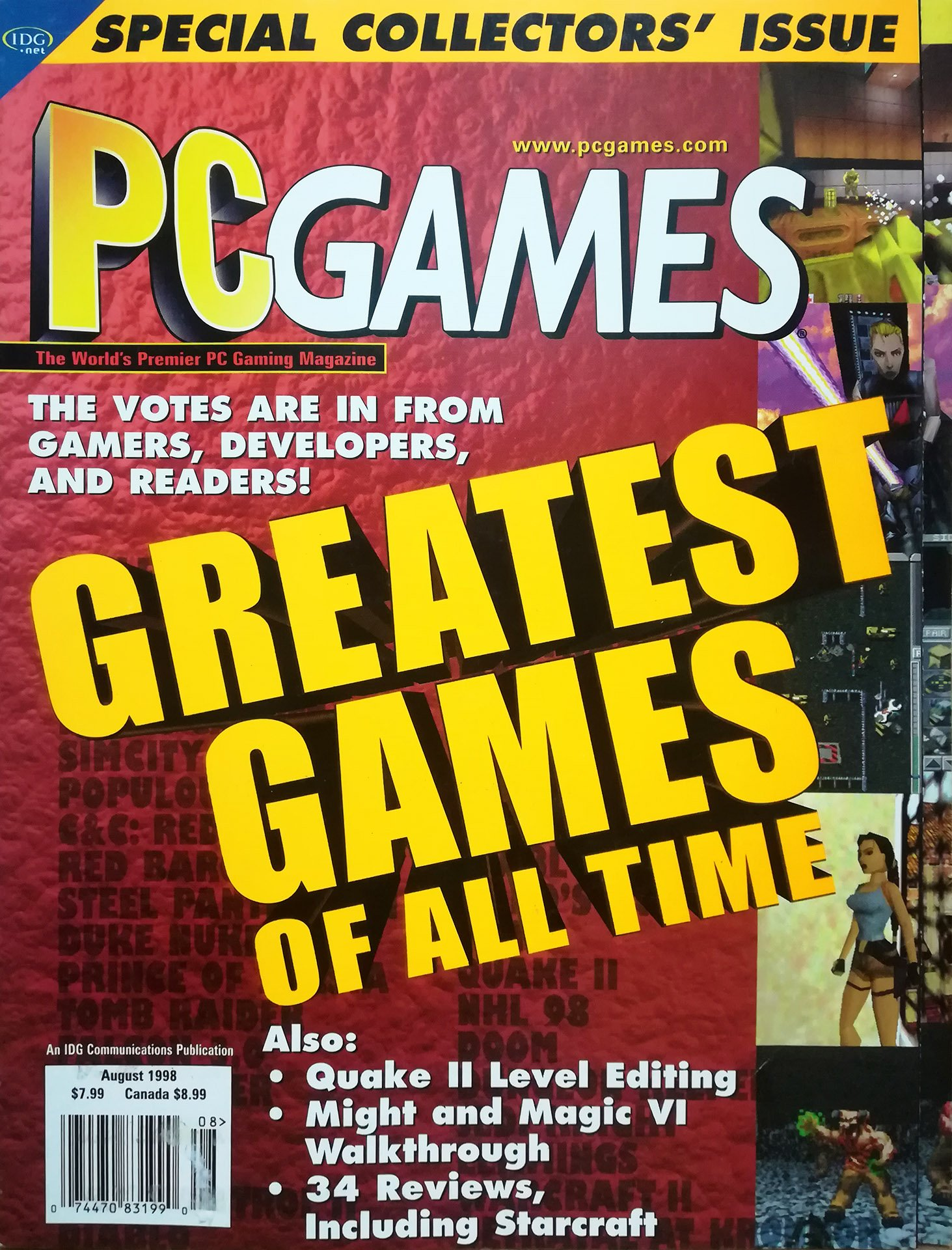 PC Games Vol. 05 No. 06 (July/August 1998)